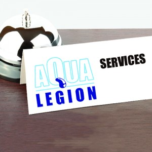 Aqua Legion - Our services -Water Management Services
