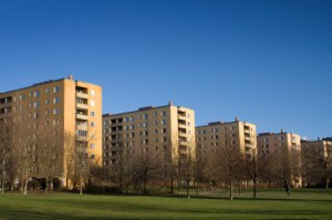Legionella control in social and residential property